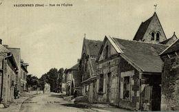 VAUCIENNES - Rue De L'église - France