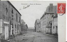 53 -- ARGENTRE - ROUTE DE MONTSURS - Argentre