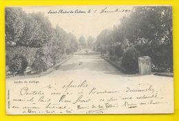 St André De Cubzac Jardin Du Collège (Artigue) Gironde (33) - Autres Communes