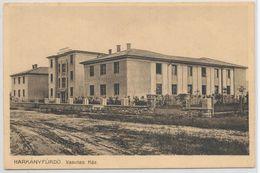 Harkanyfurdo - Railroad House - Hungary