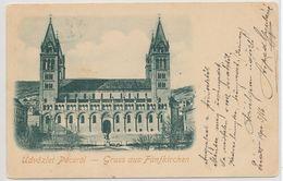 Greetings From Pecs - Gruss Aus Fünfkirchen - Hungary