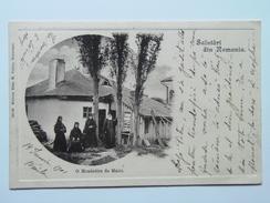 Romania 310 Monastire De Maici Braila Stamp Editor Cohen Bucuresci 1903 - Romania