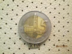 Morocco 5 Dirhams 2011 - 1432 # 5 - Morocco
