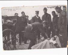 CONTICH CATASTOPHE 1908 - Kontich