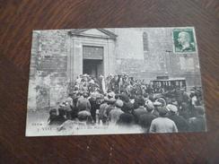 CPA 34 Hérault Vias 8/10/1910 Un Mariage  TBE - France