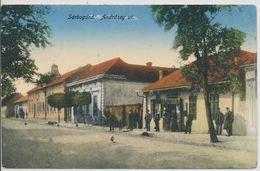 Sarbogard. Andrassy Street. - Hungary