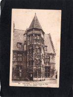73884   Francia,   Bourges,   Ancien  Hotel De Ville,  Fin Du XVe Siecle,  NV(scritta) - Bourges