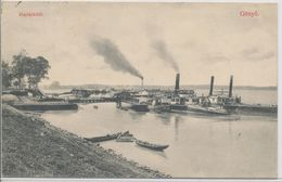 Gonyu - Harbour - Hungary