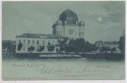 Greetings From Gyor - Synagogue - Hungary