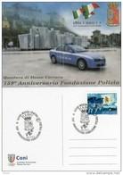 MASSA   - 2011 - 159° Anniversario Fondazione Della Polizia - - Polizia – Gendarmeria