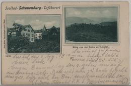 Soolbad-Schauenburg-Luftkurort - Blick Von Der Ruine Auf Liestal - BL Bâle-Campagne