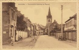 Carte Postale Aertrijcke Thourout Steenweg En Pastorij - Zedelgem