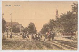 Karcag - Sugar Street - Hungary