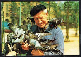 PIGEONS - TAUBE - Circulé - Circulated - Gelaufen - 1983. - Oiseaux