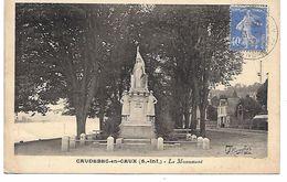 Caudebec-en-Caux- Le Monument - Caudebec-en-Caux