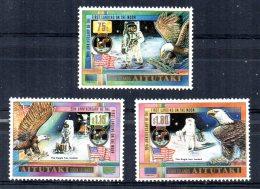 Aitutaki - 1989 - 20th Anniversary Of First Manned Moon Landing - MNH - Aitutaki