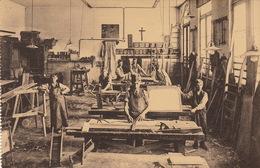 Carte Postale Woluwe Saint Lambert Institut Royal Pour Sourds Muets Et Aveugles Atelier Des Menuisiers - St-Lambrechts-Woluwe - Woluwe-St-Lambert