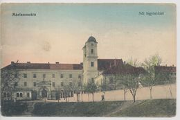 Marianosztra. Women's Jail - Hungary