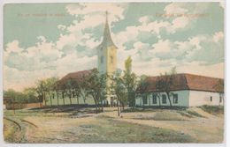 Greetings From Veresegyhaz. Evangelical Reformed Church And School - Hungary