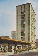 95 - GARGES LES GONESSE - VAL DOISE - CENTRE COMMERCIALES DES MOUETTES - ARCHITECTURE MODERNE COMMERCES - Garges Les Gonesses
