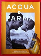 Acqua Di Parma - Colonia Pura - Perfume Cards