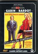 DVD. En Cas De Malheur. Jean Gabin, Brigitte Bardot. Film De Claude Autant-Lara -  Collection René Chateau - VR_DVD1 - Drama