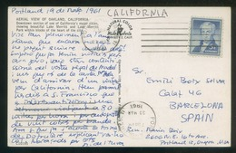 Lote Epistolar De 8 Unidades. Familia: Emili Boix Selva, Emili Boix Fuster. Años 1960-1976. - Manuscritos