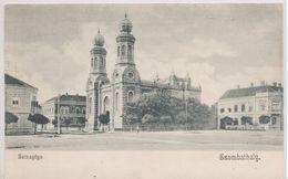 Synagogue. Szombathely - Hungary
