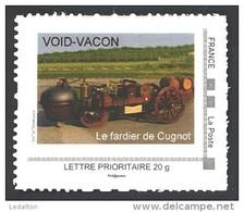 Le Fardier De Cugnot Void-Vacon (55) Meuse - France
