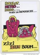 """LASSALVY  EDITION CAPLAIN """" AUTO-COLLANT DORCHY"""" Boulot Métro Dodo  ER 14 - Lassalvy"""