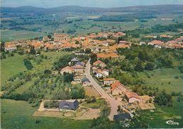 Vue Aérienne De Saulx-de-Vesoul (70) - - France