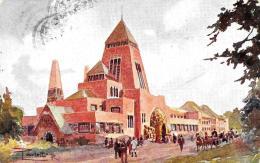 [DC9211] CPA - ESPOSIZIONE INTERNAZIONALE TORINO 1911 - PADIGLIONE DELL'UNGHERIA - Viaggiata 1912 - Old Postcard - Exposiciones