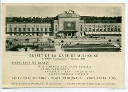 68 MULHOUSE ++ Buffet De La Gare ++ - Mulhouse