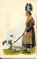 N°59397 -cpa Illustrateur : Lado -ferme à La Ferrta- Pays Basque- - Andere Illustrators