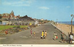 Floral Hall And Beach, Hornsea 1979 (001516) - Sonstige