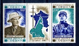 Thème Général De Gaulle - Cameroun Yvert 164 A Neuf Xxx - Cote 9 Euros - T 604 - De Gaulle (General)