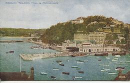 Torquay, Waldon Hill & Promenade (001518) - Torquay