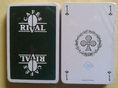 CAFES RIVAL. Jeu Neuf De 32 Cartes Sous Blister. - Playing Cards (classic)