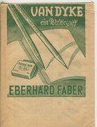 Neumarkt B. Nürnberg V. 1959  Bleistift & Radiergummi - Van Dyke Ein Weltbegriff ,Eberhard Faber  (51414) - Nuernberg