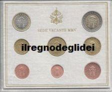 2005 - CITTA' DEL VATICANO - ANNO 2005 - Divisionale Sede Vacante RARARARARARARARARARARARARAR - Vaticano