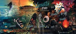 Ref. 92677 * NEW *  - VANUATU . 1999. CELEBRACION DEL NUEVO MILENIO - Vanuatu (1980-...)