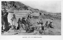 ¤¤  -  LESOTHO   -  Native Life In BASUTOLAND   -  ¤¤ - Lesotho