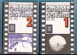 Geschichte Des Films 1895 1960 2 Volumes - Culture