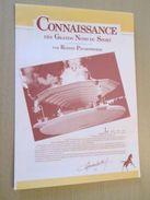 """PUB914  Dossiers Chocolat Images Poulain """"CONNAISSANCE DES GRANDS NOMS DU SPORT"""" Complet Avec Toutes Ses Images , - Chocolat"""