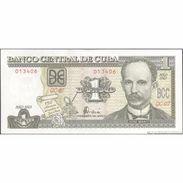 TWN - CUBA 125 - 1 Peso 2003 150th Ann. José Marti - Serie GC-07 AU/UNC - Cuba
