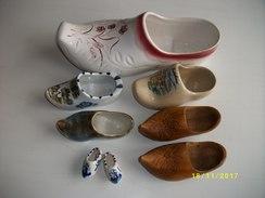 Beau Sabot  29x12x12 Cms Ramasse Couverts Plus.... - Ceramica & Terraglie