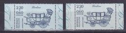 France 2469 Variétés Bleu Extra Pale Et Bleu Berline   Neuf ** TB MNH Sin Charnela - Varietà: 1980-89 Nuovi