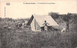 ¤¤  -  MOYEN-CONGO   -  Un Campement En Pays Ballali   -  ¤¤ - Congo - Brazzaville