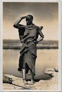 CPA Kenya Kénia Type Ethnic Par Zagourski Non Circulé - Kenya