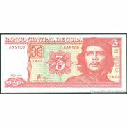 TWN - CUBA 127a - 3 Pesos 2004 Serie FA-01 UNC - Cuba